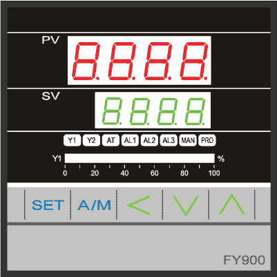 FY900 Proportional Integral Derivative Controllers - PID